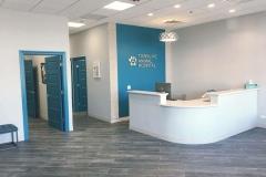 TAH Reception Area